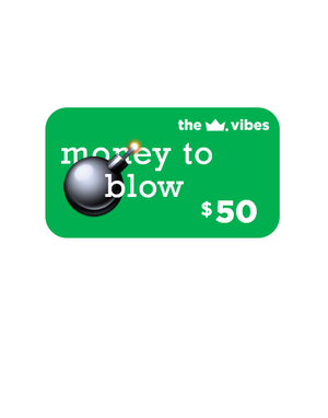 The Vibes Gift Cards