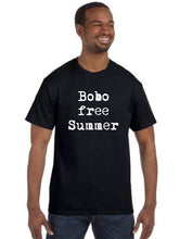 Load image into Gallery viewer, Mens t-shirt - Bobo Free Summer