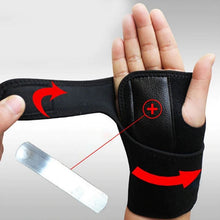 Load image into Gallery viewer, Wrist Hand Support Brace Splint