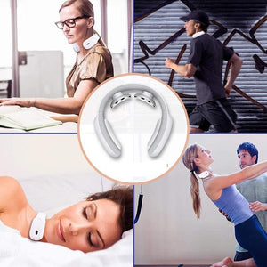 Smart Electric Neck and Shoulder Massager - Pain Relief