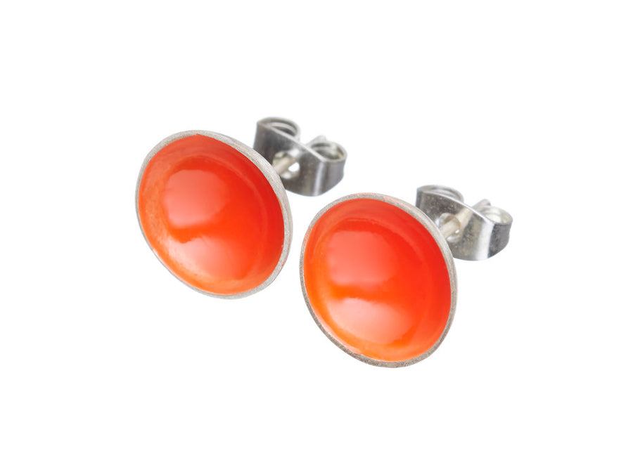 Large Colour cup studs // 100