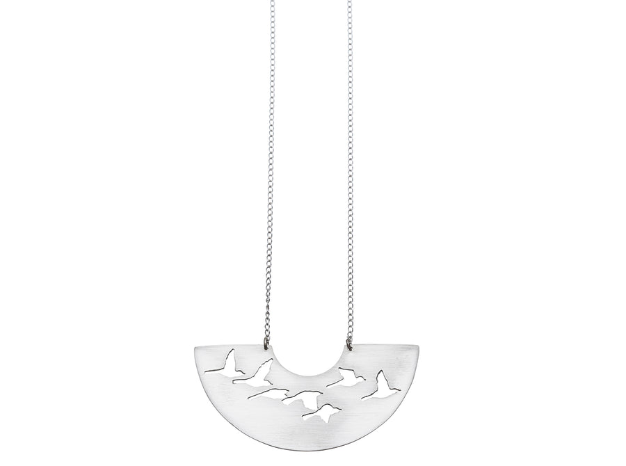 Birds necklace // 010