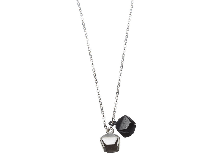 Contemporary bell necklace // 144