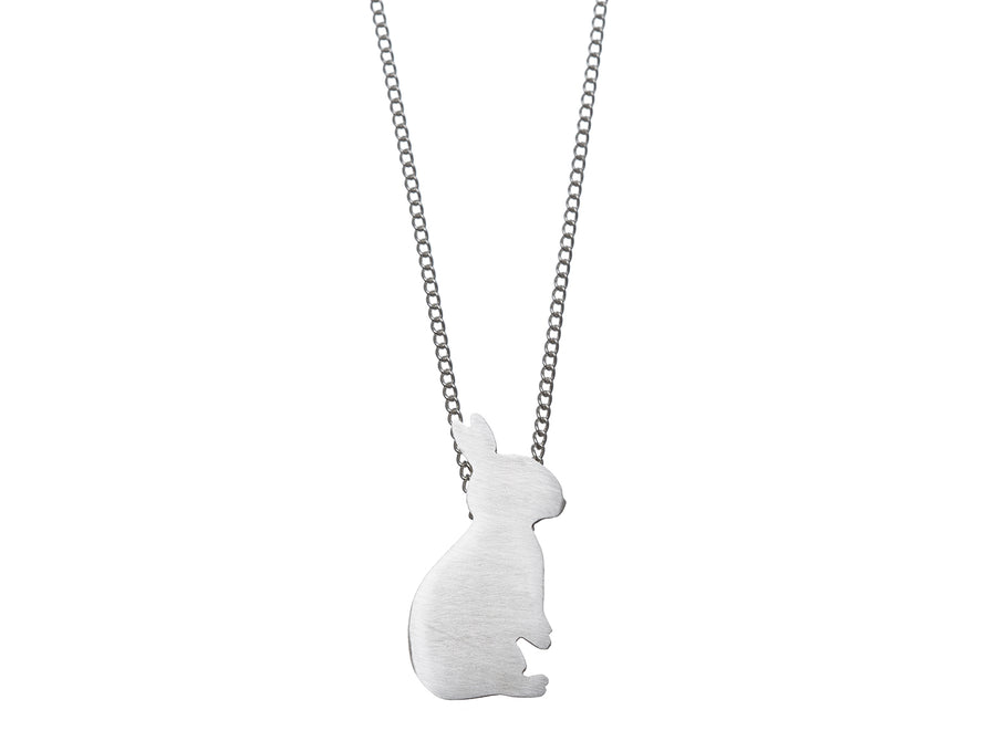 Rabbit necklace // 114