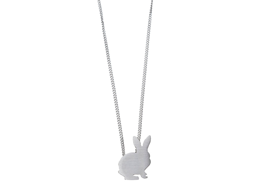 Rabbit necklace // 112