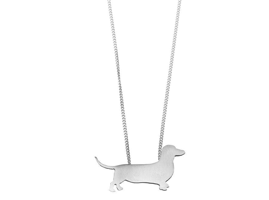 Dashshund necklace // 111