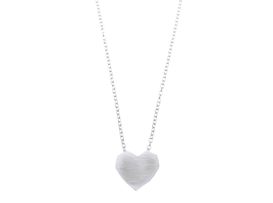 Heart necklace // 245