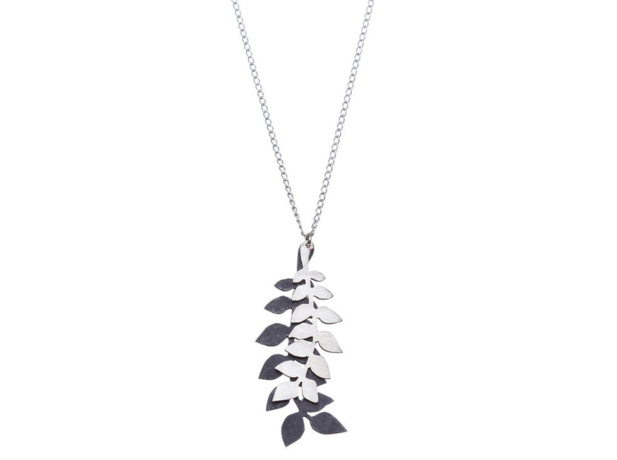 Leaf necklace // 167