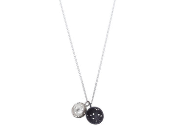 Nature pod necklace // 186