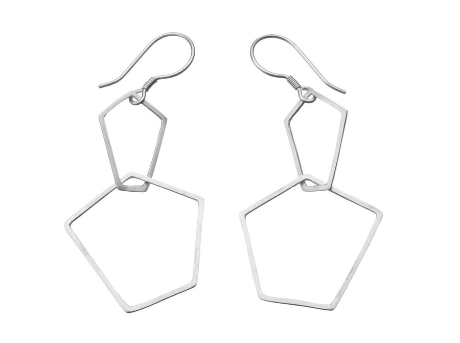 Geometric earrings // 275