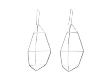 Statement Geometric Earrings // 285