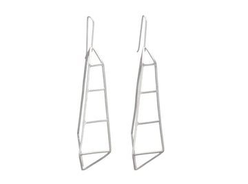 Statement Geometric Earrings // 287