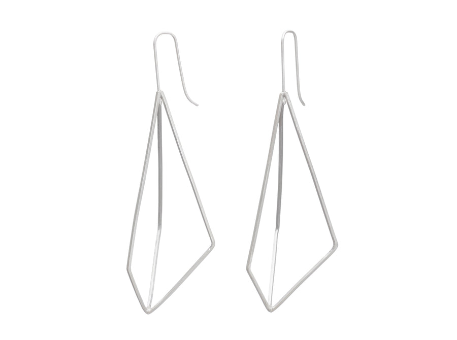Statement Geometric Earrings // 286
