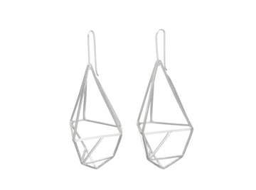 Statement Geometric Earrings // 284