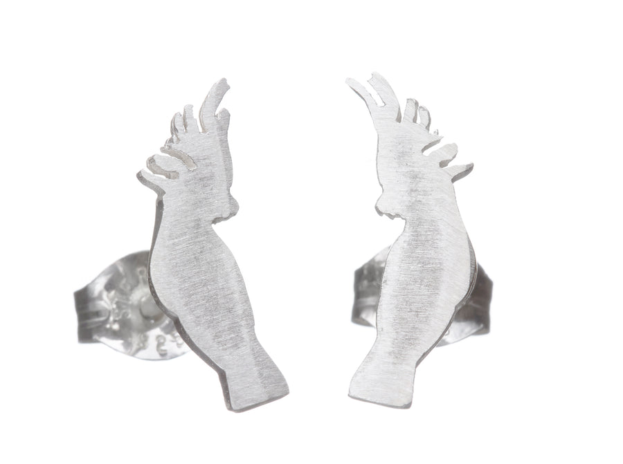 Cockatoo studs // 228