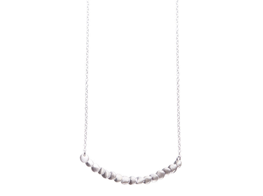 Pebble necklace // 337