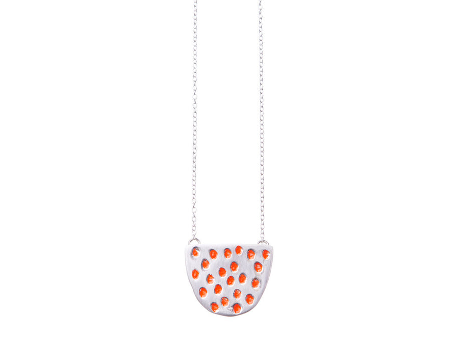 Raindrop necklace // 505