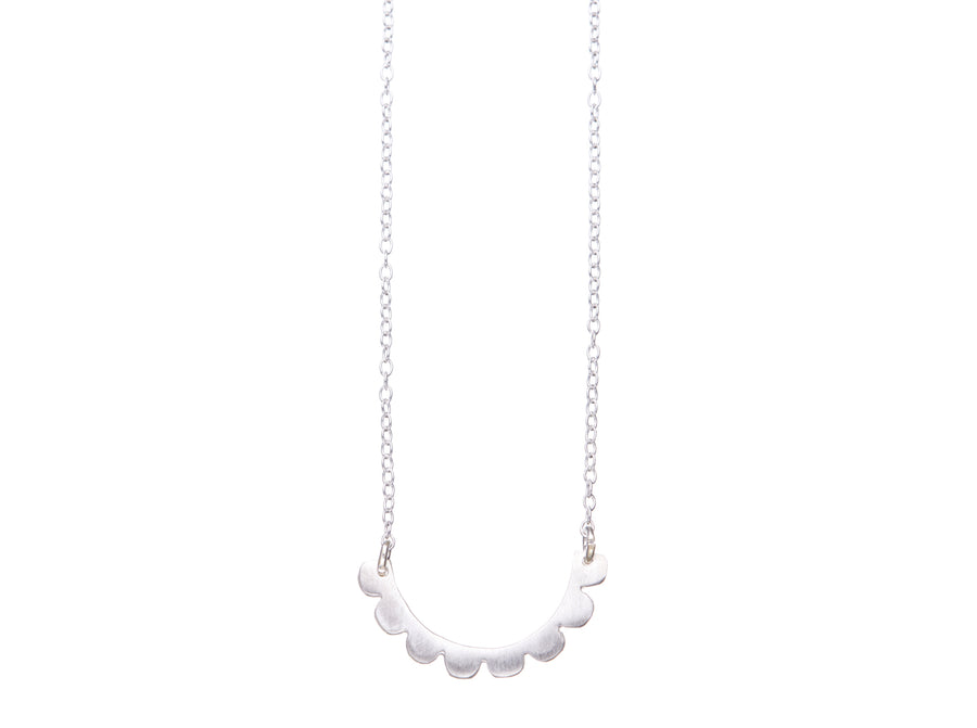 Frill Necklace // 324