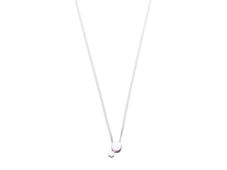 Mini dot necklace // 425