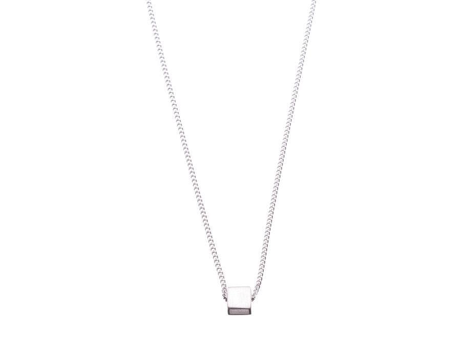 Cube necklace // 304