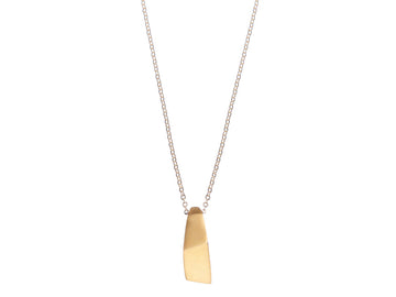 Geometric necklace // 469