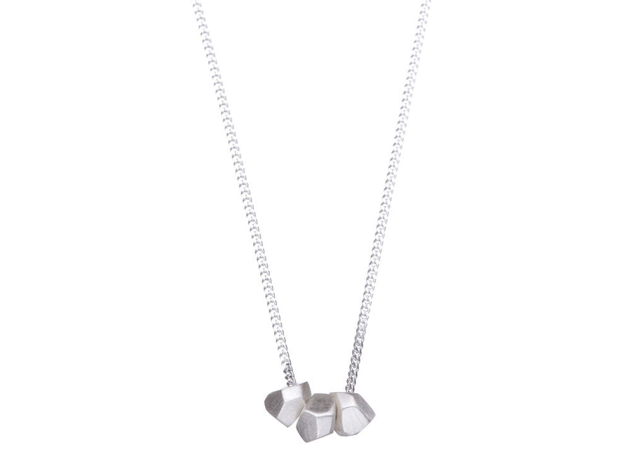 Geometric necklace // 471