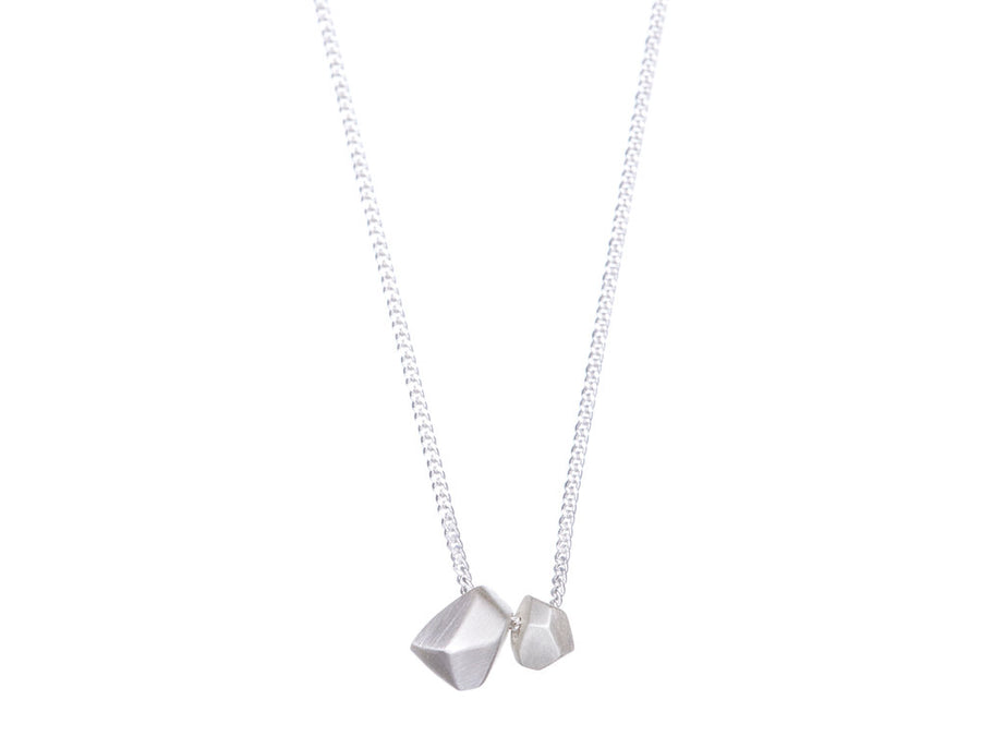 Geometric necklace // 472