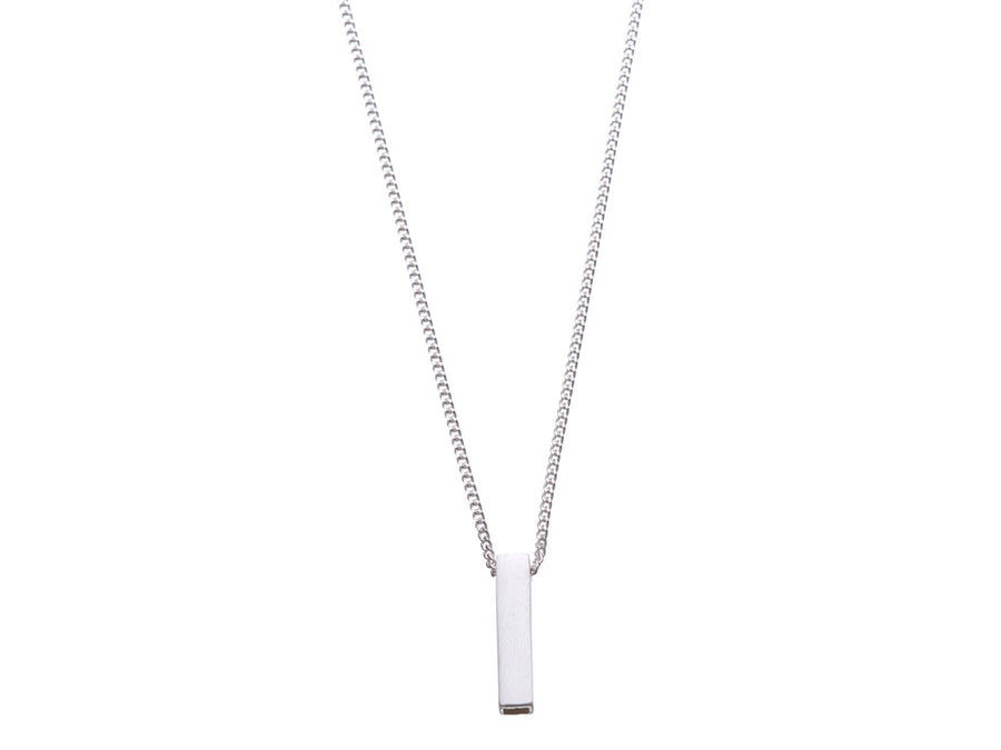 Bar necklace // 484