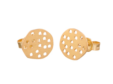 Perforated round studs // 864