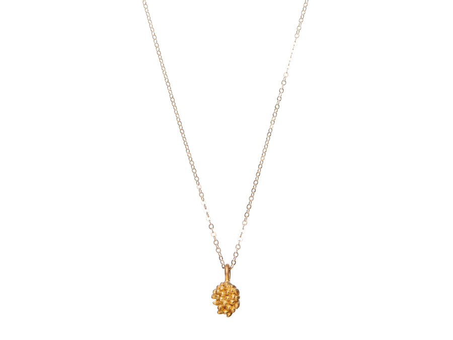 Fruity flora bud necklace // 926