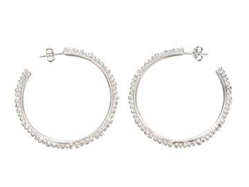 Large Flora Halo hoops // 970