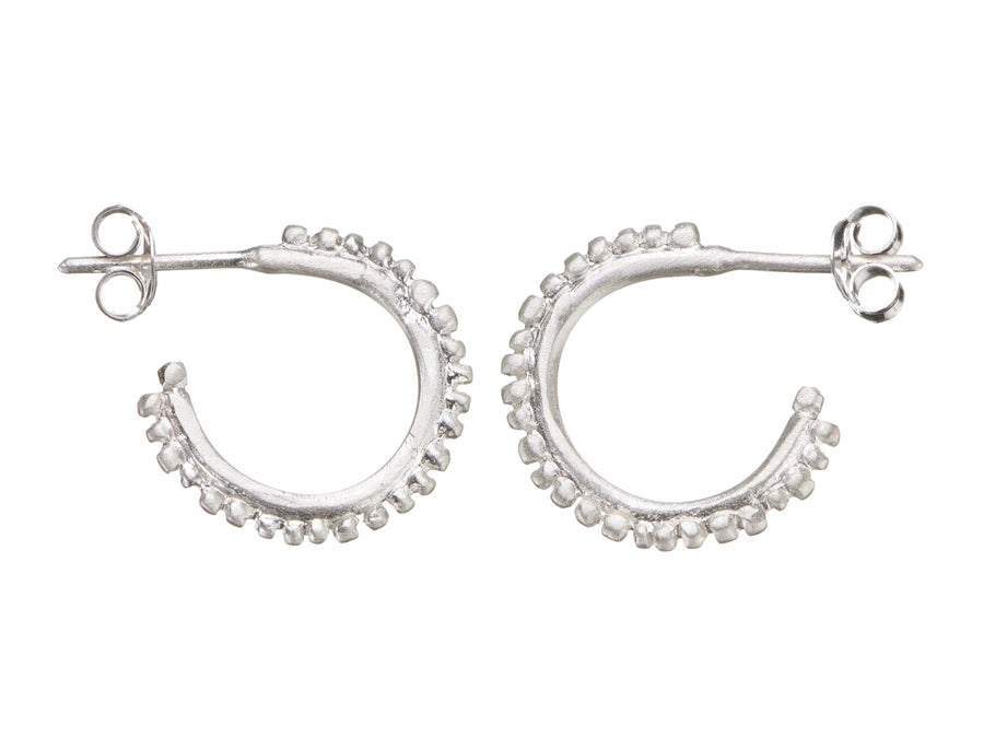 Small Flora Halo hoops // 972