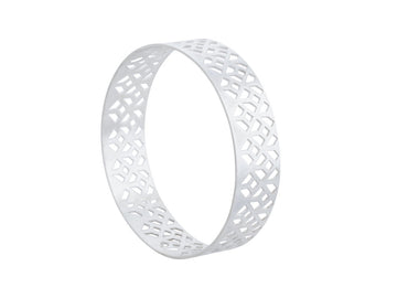 Moroccan lattice bangle // 740