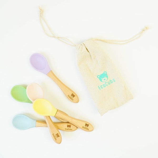 EcoCubs Spoon Set *FREE SHIPPING*