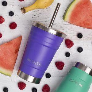 Montii Co Mini Smoothie Cup - Purple