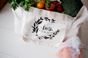 The Earth Mumma Reusable Market Bag