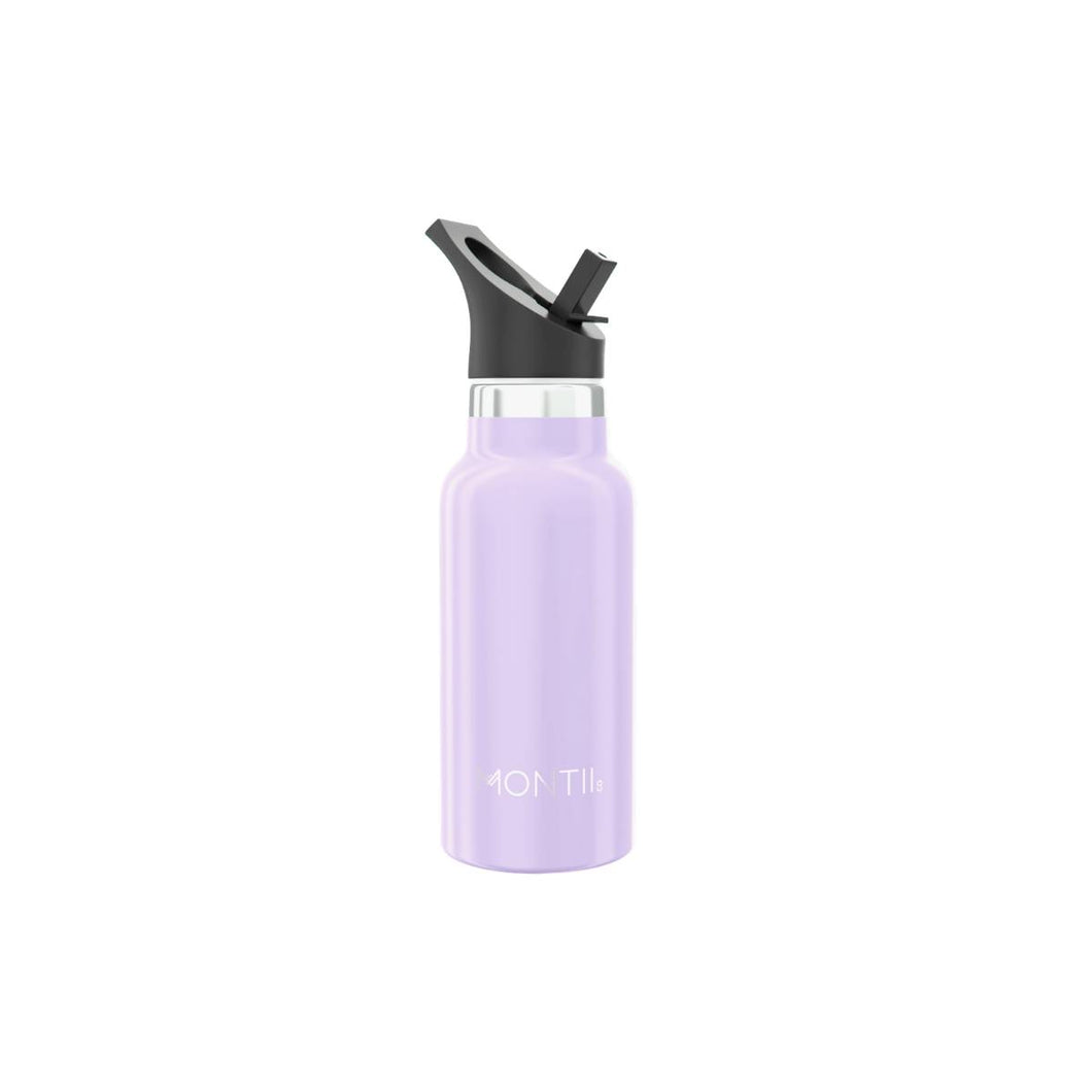 MontiiCo Mini drink bottle Lavender
