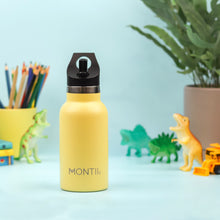 Load image into Gallery viewer, MontiiCo Mini drink bottle Honeysuckle