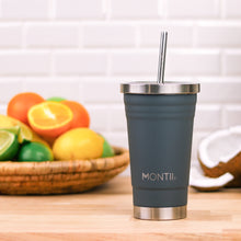 Load image into Gallery viewer, MontiiCo Original Smoothie Cup - Grey