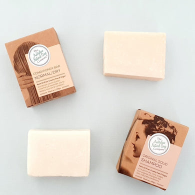 Solid Shampoo & Conditioner Bars