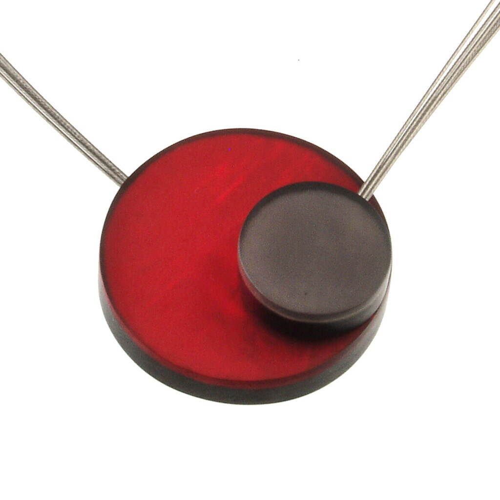 Small Orbital Necklace - multiple color options