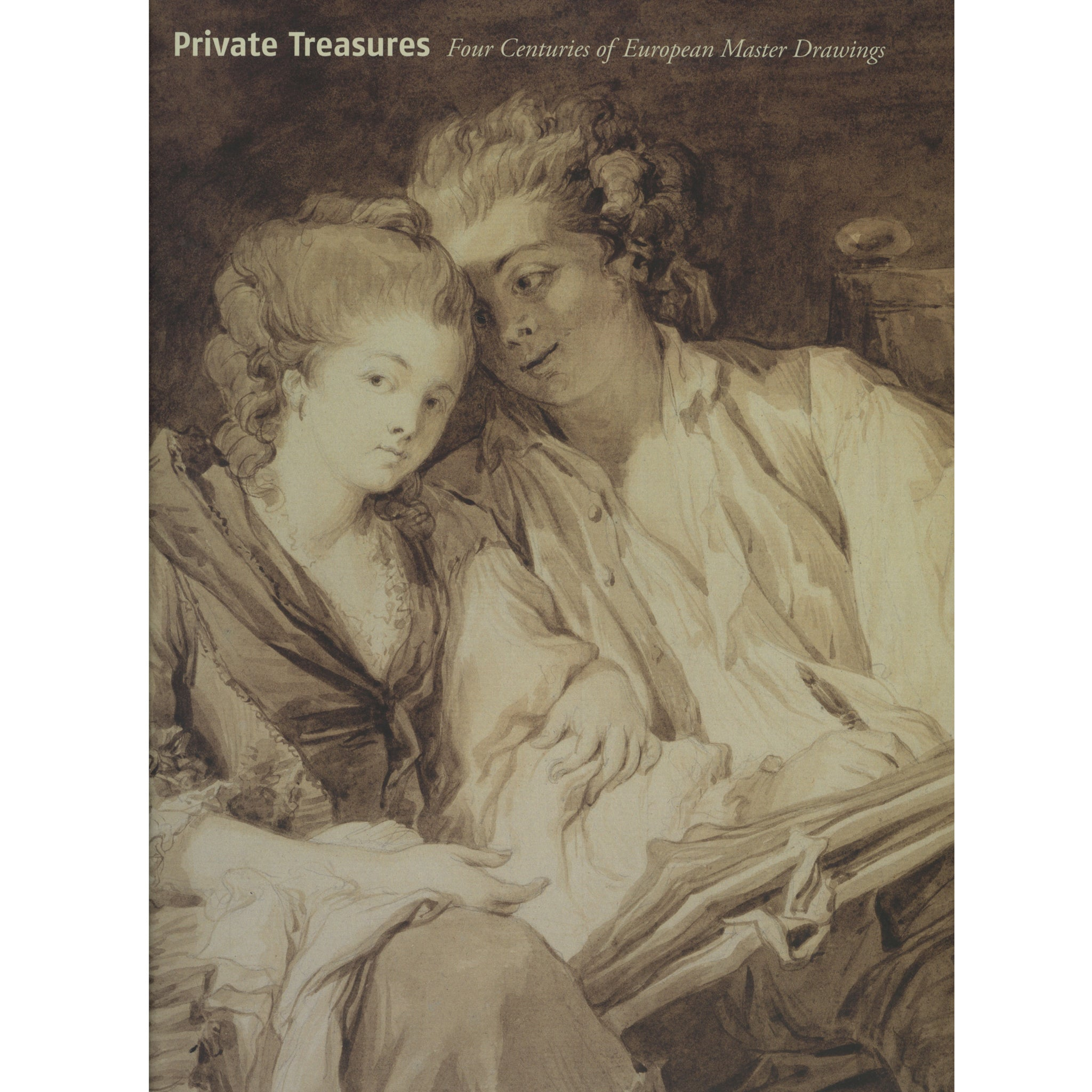 Private Treasures: Four Centuries of European Master Drawings collection prints masters American scma smith college museum of art