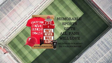 Surprise Your Boyfriend With A FANATIC Box Gifts For Men Who Love Football