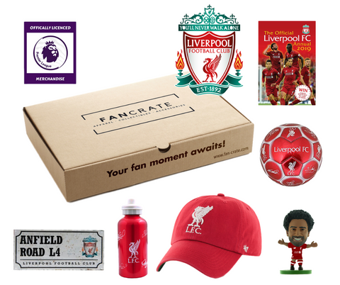 Liverpool Gift Box (Kids Edition)
