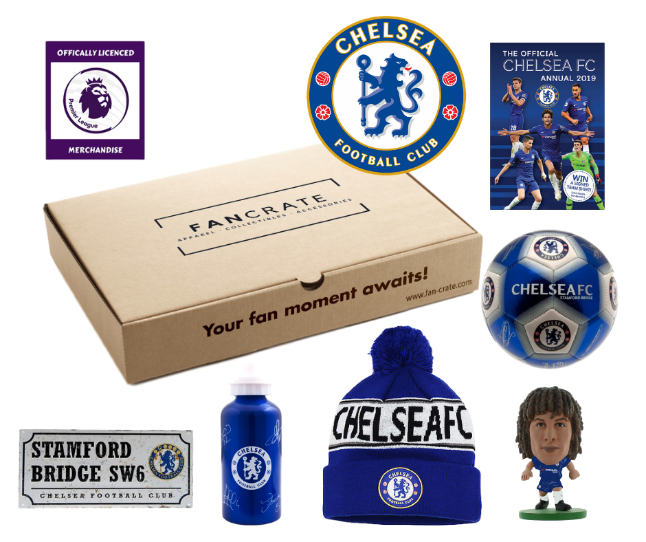 Chelsea Gift Box (Kids Edition)