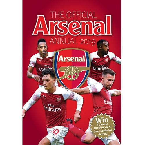 ARSENAL FC ANNUAL 2019