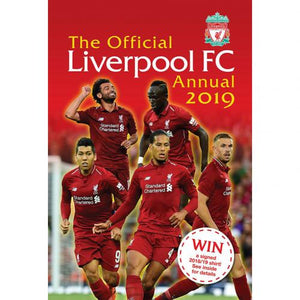Liverpool Annual 2019 | FANCRATE