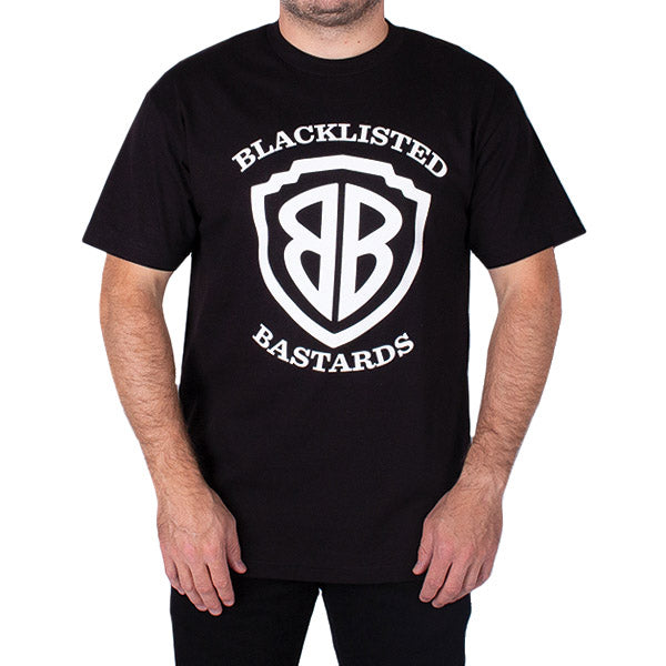 Warner Bastard T-Shirt Black