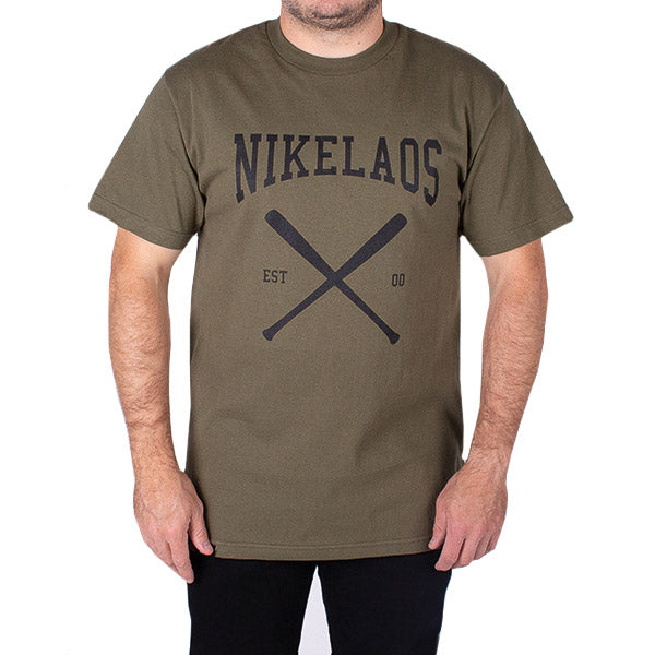 The Base T-Shirt Military Green