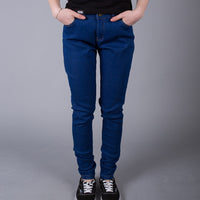 Square Jeans Denim Blue